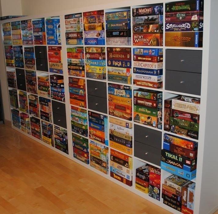 Prywatna kolekcja gier