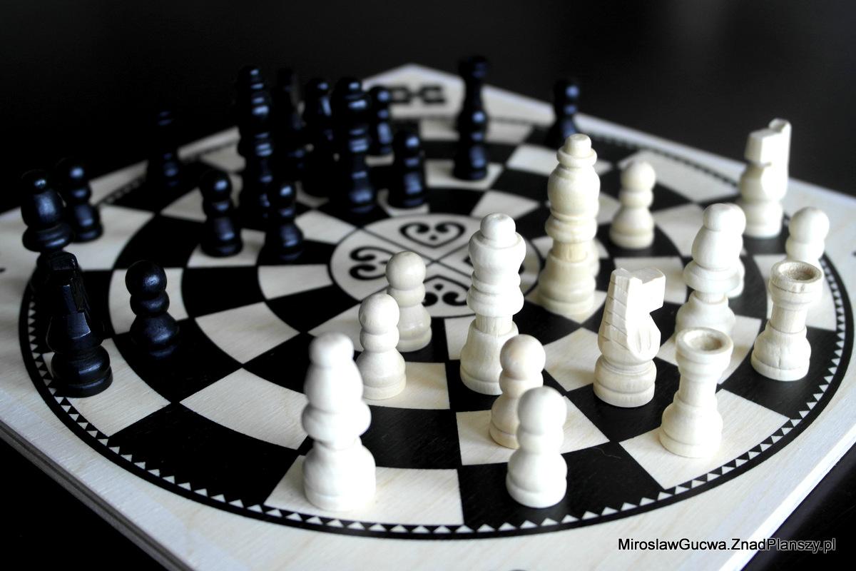 zasady gry w szachy dla trzech graczy